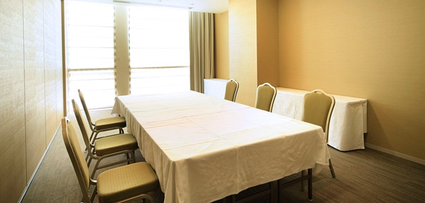 hotel sunroute ariake meeting room