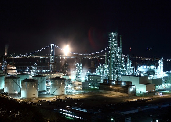 Muroran Nightscape