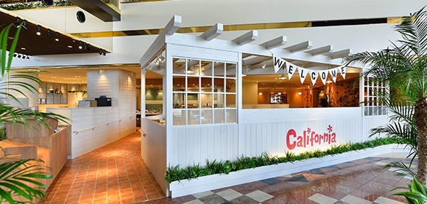 California (Cafe and Restaurant)